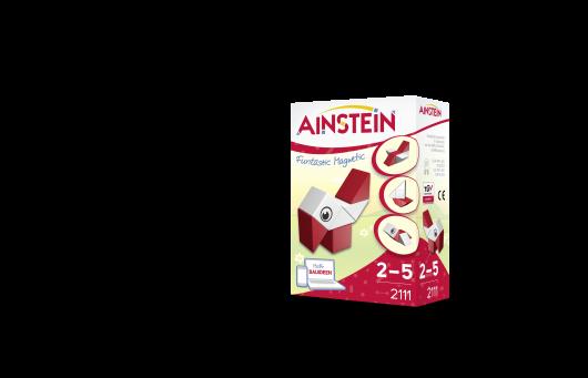 AINSTEIN - Prvé budovanie