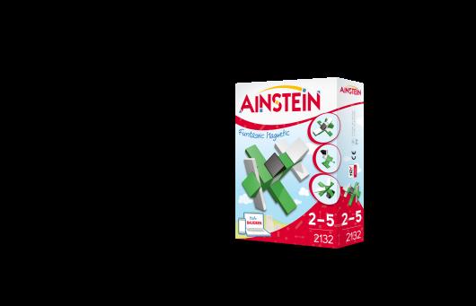 AINSTEIN - Všetko, čo lieta
