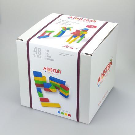 AINSTEIN 48 - Konštrukčná stavebnica