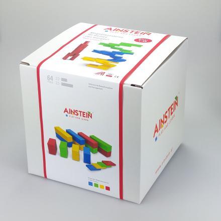 AINSTEIN 64 - KiGaSet