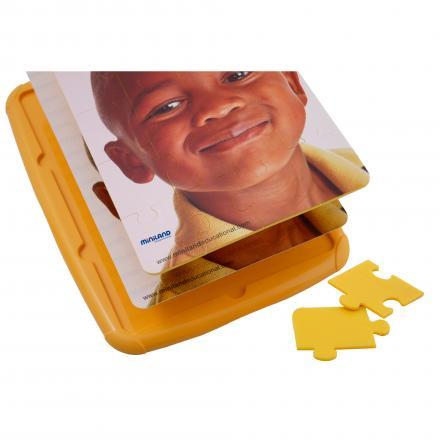 Puzzle set – Deti sveta