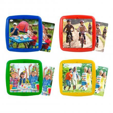 Puzzle set – zábava s priateľmi
