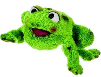 Žabka malá