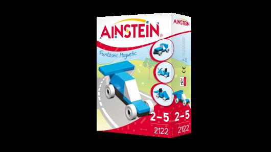 AINSTEIN - Mini preteky
