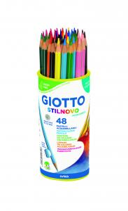 Akvarelové farbičky Giotto 48 ks
