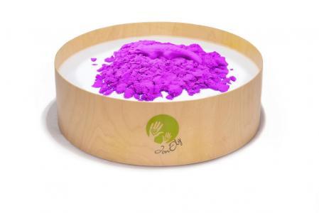 Kinetický piesok fialový 1 kg
