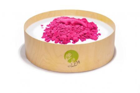 Kinetický piesok ružový 1 kg
