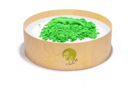 Kinetický piesok zelený 1 kg