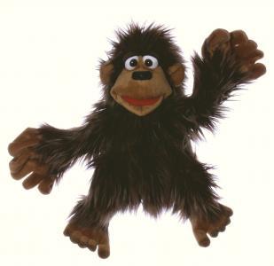 Opica mláďa