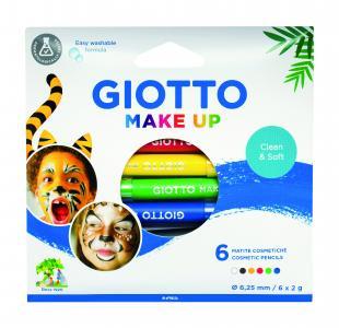 Pastelky na tvár Giotto