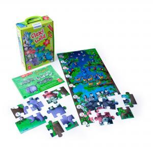 Puzzle Flexi maxi – Divočina