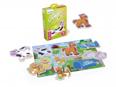 Puzzle Zvieratá