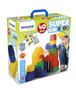 Super Kim bloky pružné 40